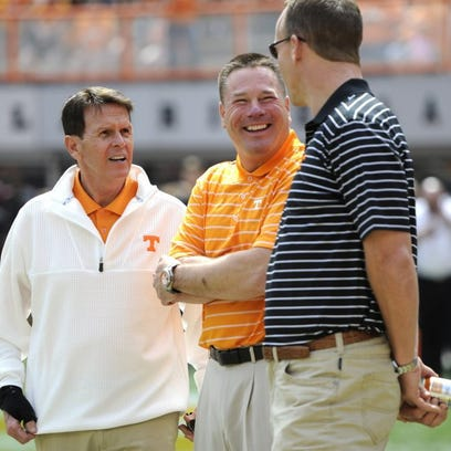 University of Tennessee close to hiring firm for AD search