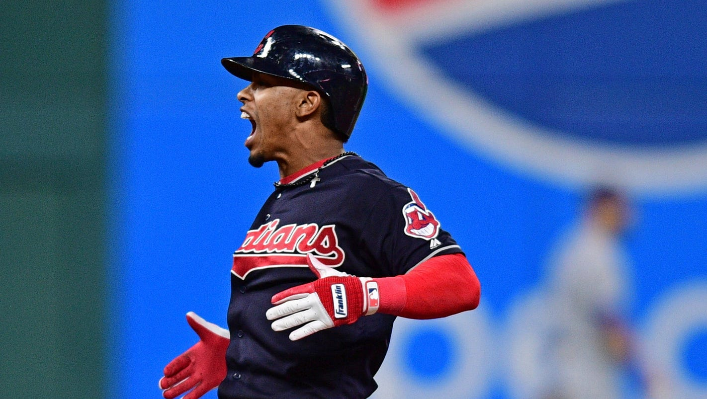 Indians Walk Off For 22nd Straight Win