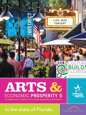 The Florida arts and culture industry has grown by over $1 billion since the last in-depth fiscal survey in 2009.