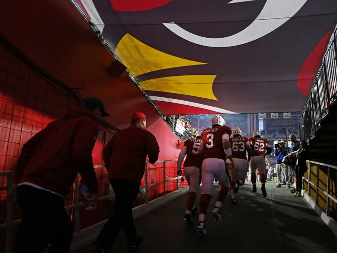 Take a look at each Arizona Cardinals player's salary