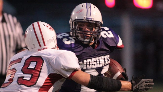Medford vs. Mosinee football