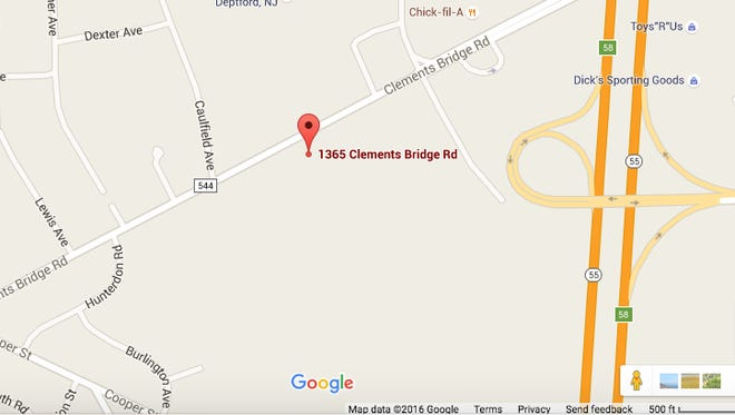 Inspira Health System has purchased a 30-acre property at 1365 Clements Bridge Road.