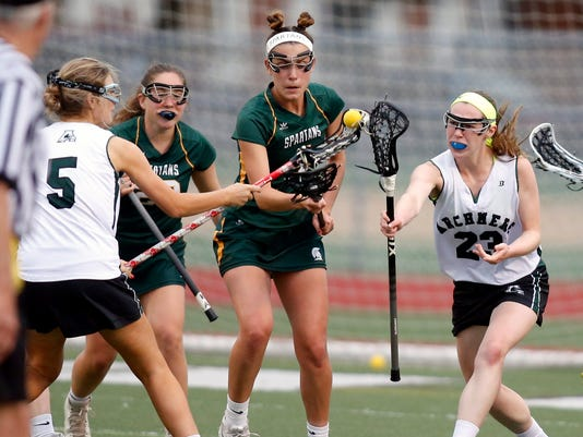 St. MARKS 14, ARCHMERE 13
