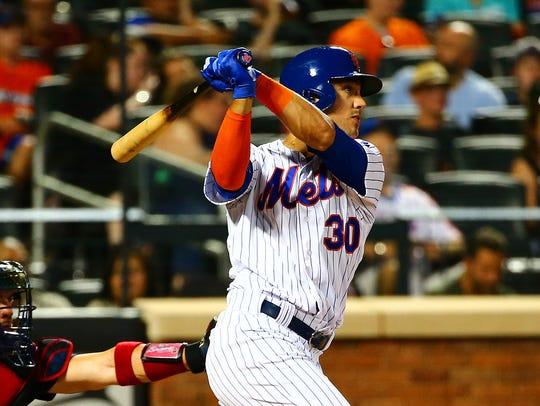 Aug 4, 2018; New York City, NY, USA; New York Mets