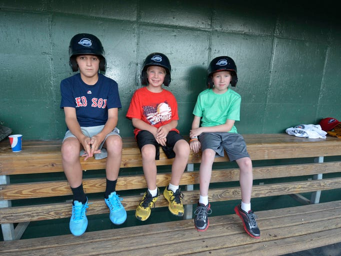 The Greenville Drive hosted the Charleston RiverDogs Monday, June 9, 2014 at Fluor Field.