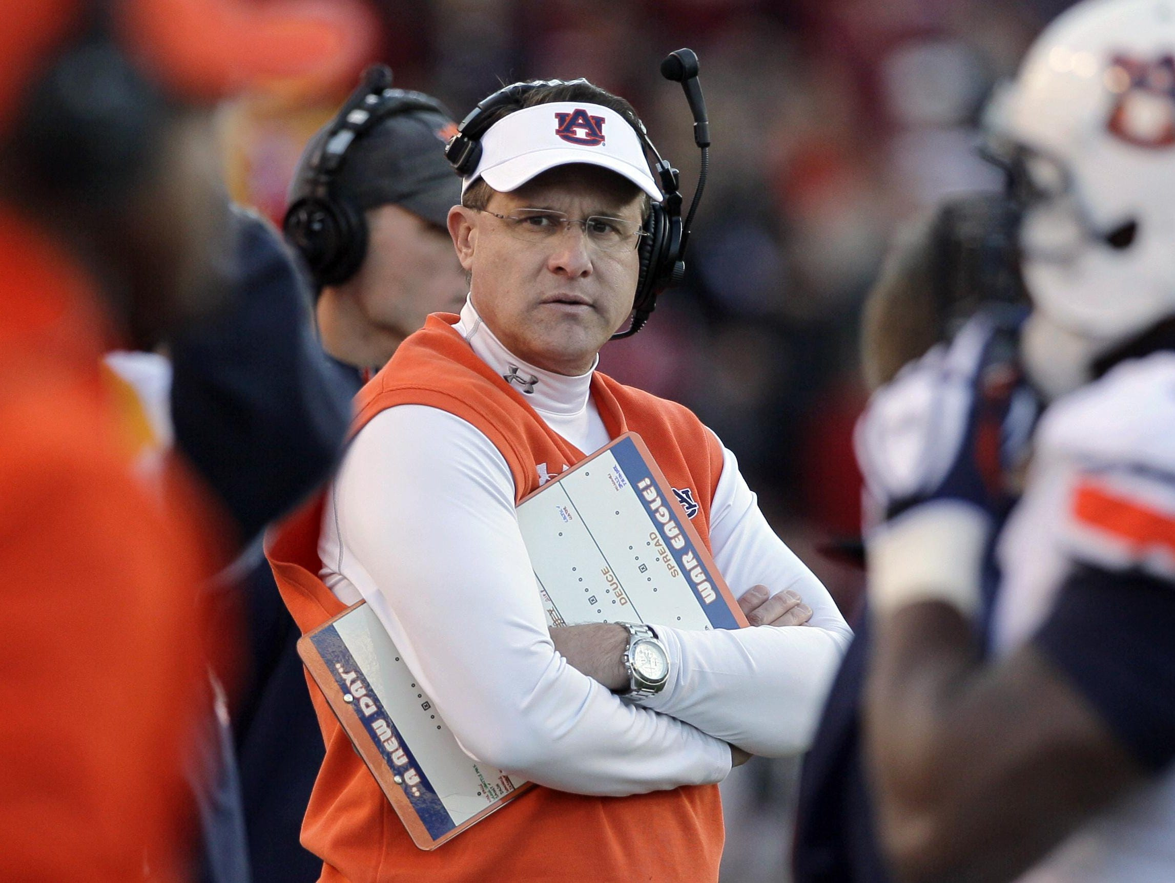 Auburn coach Gus Malzahn will kick off the football portion of the 68th SCACA All-Sports Clinic by leading a session at 2 p.m. Sunday at the TD Convention Center in Greenville.