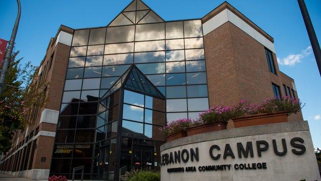 Harrisburg Area Community College's Lebanon Campus pictured on August 25, 2015.