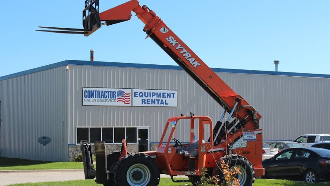 Construction equipment rental company has a new owner