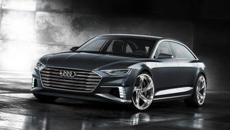The Audi Prologue Avant