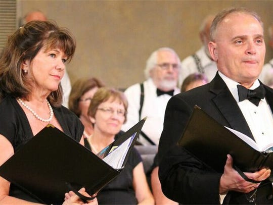Fort Myers Symphonic Mastersingers in concert