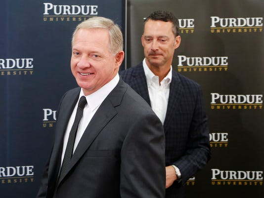 LAF Purdue names Bobinski as new athletic director