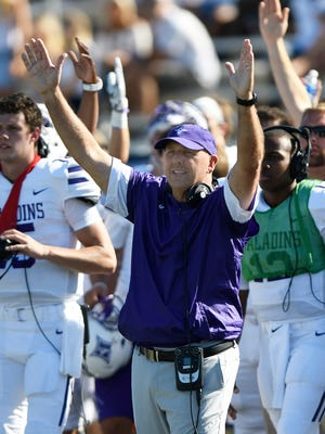 Furman football coach Clay Hendrix believes the Paladins scored well with their early signing class.