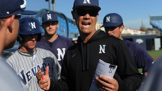 Wolf Pack coach T.J. Bruce has lead his team to the brink of a potential Mountain West title.