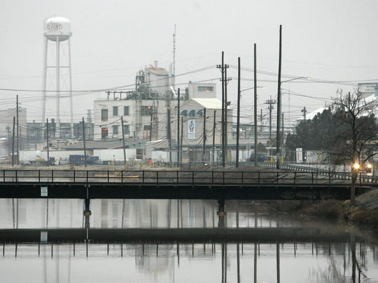 DuPont is being sued by the town of Carneys Point,