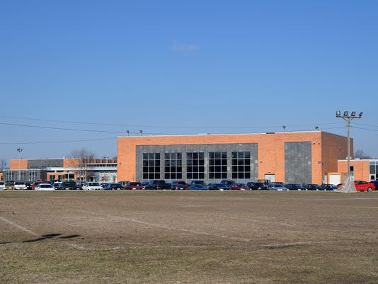 Vineland High School South Building for Carousel