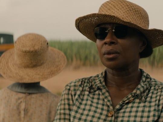 "Mary J. Blige received an Oscar nomination for her role in Netflix's ""Mudbound."""