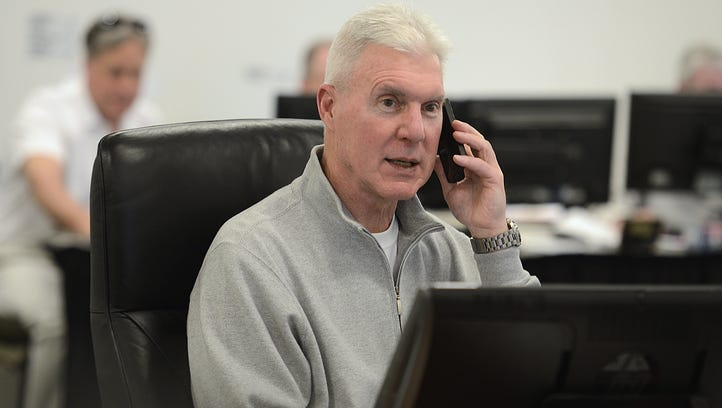 Green Bay Packers general manager Ted Thompson talks