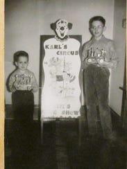 20C. Jim & Karl in 1953 7x7.jpg