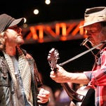 Neil Young to induct Pearl Jam into Rock Hall