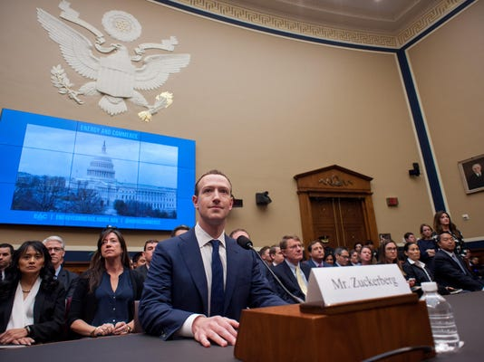 Facebook's Zuckerberg questioned on Cambridge Analytica, European regulations and privacy settings