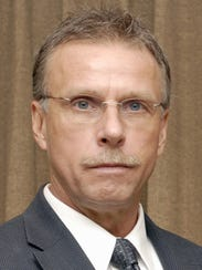 Fond du Lac County Sheriff Mick Fink