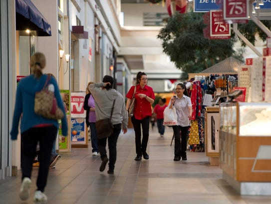 Most stores and malls have extended hours for Black Friday.