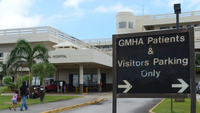 Guam Memorial Hospital, photographed on Oct. 31, 2012.