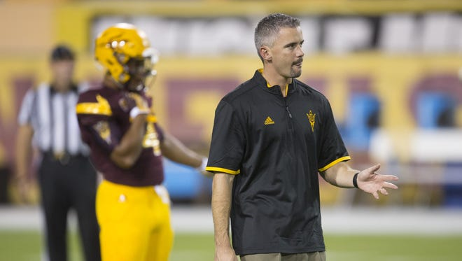 To date, Mike Norvell has had a hand in lassoing six of ASU's 12 2016 commitments.