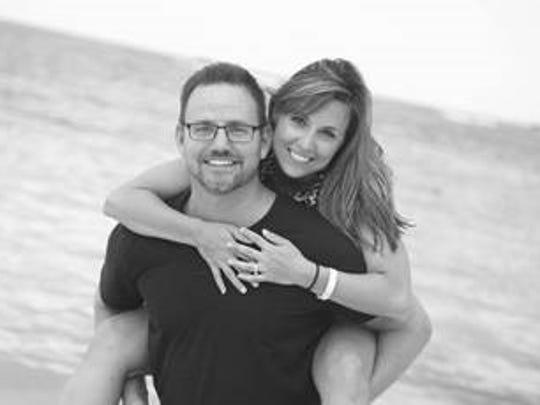 Scott and Brianna Hunt