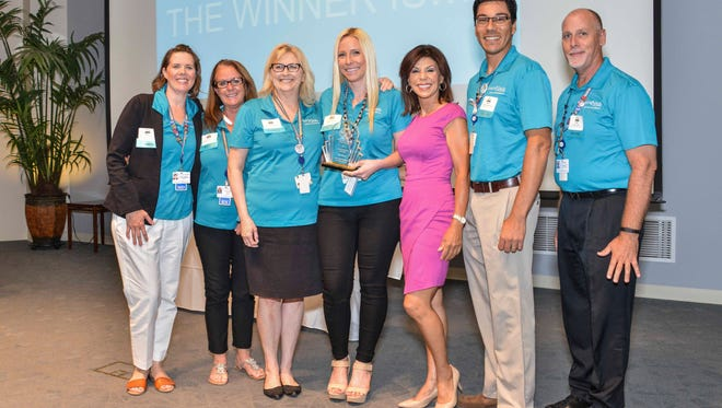 Grand Prize Winners large organization – Desert Oasis Healthcare/Family Hospice Care