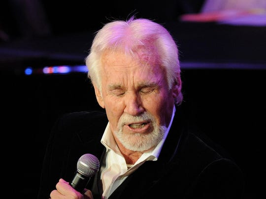 Kenny Rogers be at the Westchester County Center for a holiday performance, Dec. 11