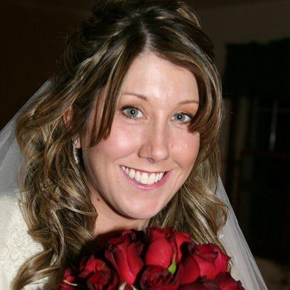 Jennifer Williamson, pictured, a teacher at East Brook