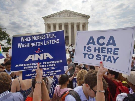 Supreme Court Health Overhaul