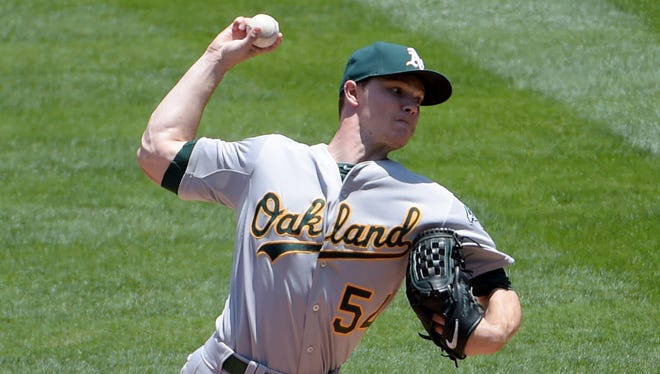 Sonny Gray had a disappointing 2016, making only 22 starts and going 5-11 with a 5.69 ERA.
