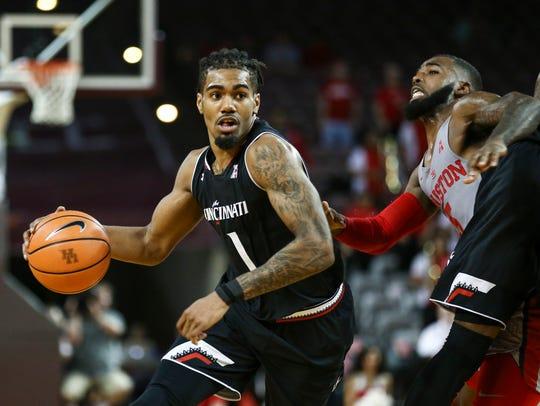 29. Nets (28-54, via Raptors): F Jacob Evans, 6-6,