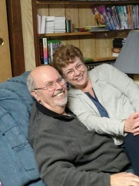 Anniversaries: Russ Alaimo & Evelyn Alaimo