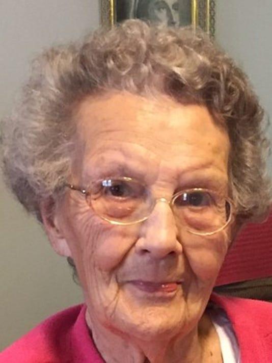 Dorothy E. Freeland