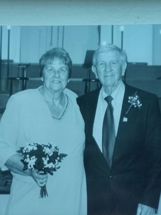 Weddings: Joe Jernigan & Patsy Jernigan