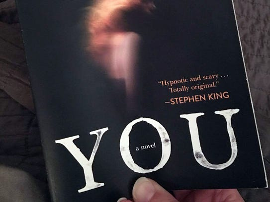 """You"" by Caroline Kepnes is the ""summer read"" recommendation"