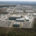 The mixed-oxide fuel fabrication facility at Savannah River, known as MOX, is designed to turn weapons-grade plutonium into fuel for nuclear power reactors,