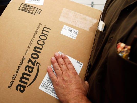 Amazon package Laffer
