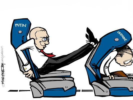 POU 0906 Cartoon