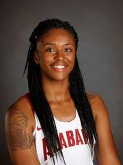 Jasmine Walker transferred from Florida State to Alabama.