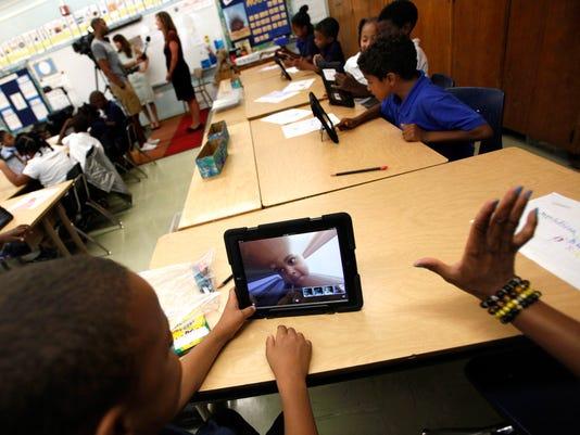 LA Schools iPads