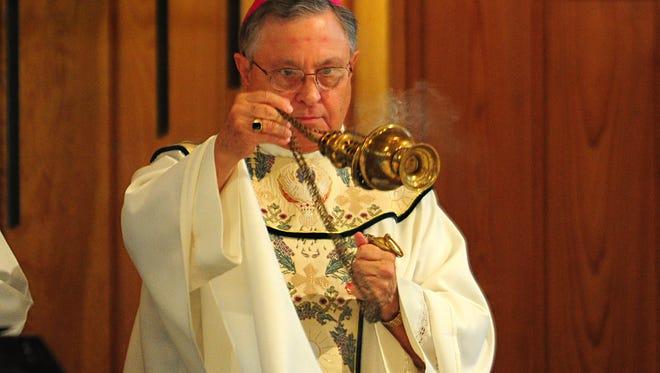 Bishop Michael Jarrell.