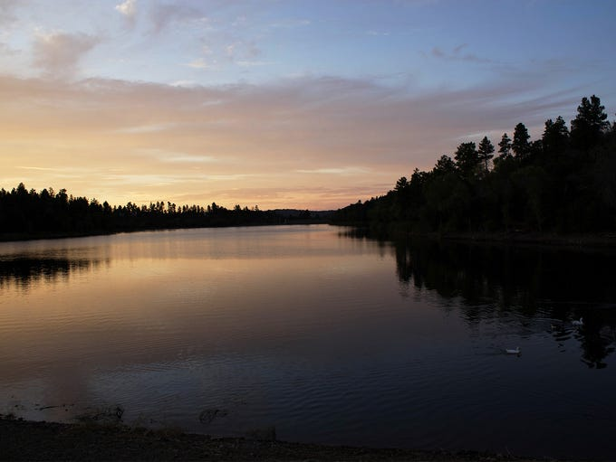 Lynx Lake, Prescott | If you're looking for a cool,