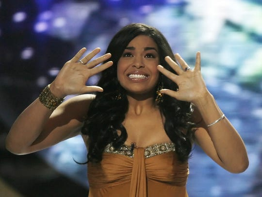 "Jordin Sparks reacts to winning ""American Idol"" on"