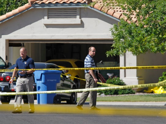 Southeast Valley homicides