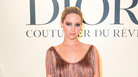 Jennifer Lawrence stars in thriller 'mother!,' which