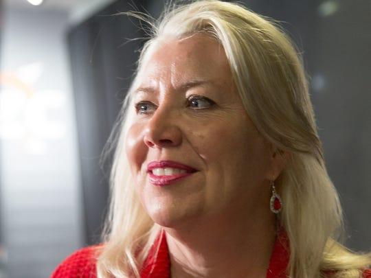 Debbie Lesko.